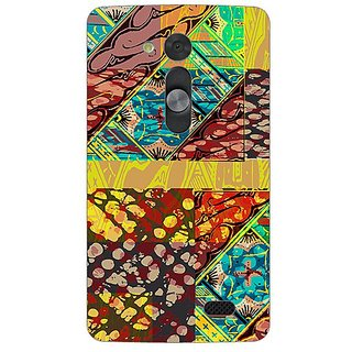 Garmor Designer Silicone Back Cover For Lg L Fino 38109425264