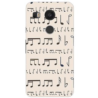 Garmor Designer Silicone Back Cover For Lg Nexus 5X 14276048253