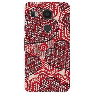 Garmor Designer Silicone Back Cover For Lg Nexus 5X 14276048161