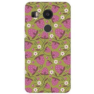 Garmor Designer Silicone Back Cover For Lg Nexus 5X 14276048079