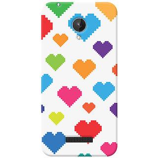 Garmor Designer Silicone Back Cover For Micromax Canvas Spark Q380 6016045821207