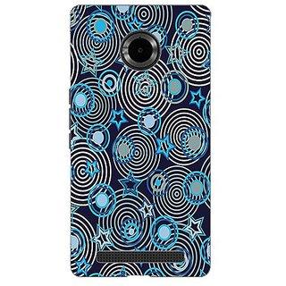 Garmor Designer Silicone Back Cover For Micromax Yu Yuphoria Yu5010 608974314620
