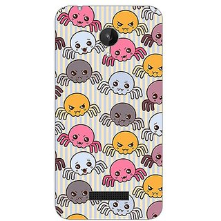 Garmor Designer Silicone Back Cover For Micromax Canvas Spark Q380 38109427169