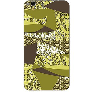 Garmor Designer Silicone Back Cover For Micromax Yu Yureka Ao5510 608974315481