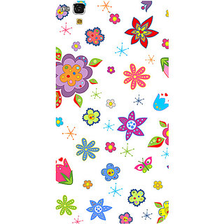 Garmor Designer Silicone Back Cover For Micromax Yu Yureka Ao5510 786974293944