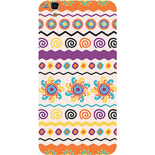 Garmor Designer Silicone Back Cover For Micromax Yu Yureka Ao5510 786974293548