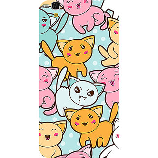 Garmor Designer Silicone Back Cover For Micromax Yu Yureka Ao5510 786974292138