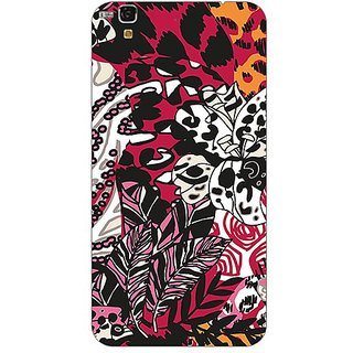 Garmor Designer Silicone Back Cover For Micromax Yu Yureka Ao5510 38109430008