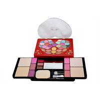 ADS FASHION COLOUR MAKE UP KIT 24H With Liner  Rubber Band -ARUM