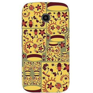Garmor Designer Silicone Back Cover For Motorola Moto E 608974316440