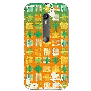 Garmor Designer Silicone Back Cover For Motorola Moto G (3Rd Gen) 38109434389
