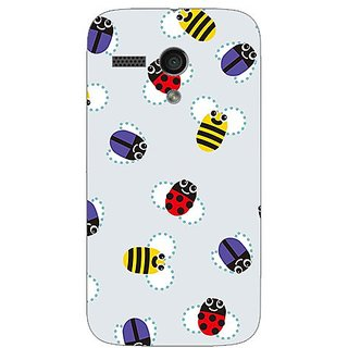 Garmor Designer Silicone Back Cover For Motorola Moto G 38109433252