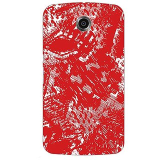 Garmor Designer Silicone Back Cover For Motorola Nexus 6 38109435775