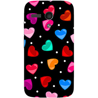 Garmor Designer Silicone Back Cover For Motorola Moto G 786974300338