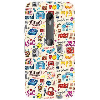 Garmor Designer Silicone Back Cover For Motorola Moto G (3Rd Gen) 786974297515