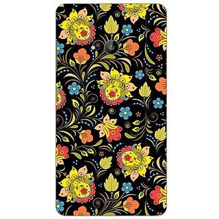 Garmor Designer Silicone Back Cover For Nokia Lumia 535 608974320669