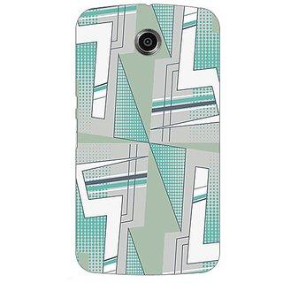 Garmor Designer Silicone Back Cover For Motorola Nexus 6 608974319458