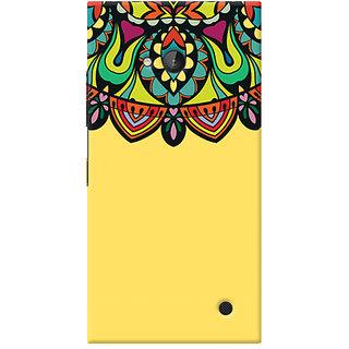Garmor Designer Silicone Back Cover For Nokia Lumia 730 6016045803944