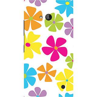 Garmor Designer Silicone Back Cover For Nokia Lumia 730 786974316452