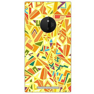 Garmor Designer Silicone Back Cover For Nokia Lumia 830 608974325015