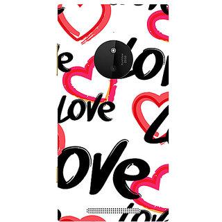 Garmor Designer Silicone Back Cover For Nokia Lumia 830 786974320176