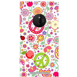 Garmor Designer Silicone Back Cover For Nokia Lumia 830 786974319859