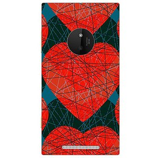 Garmor Designer Silicone Back Cover For Nokia Lumia 830 38109445774