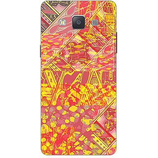 Garmor Designer Silicone Back Cover For Samsung Galaxy A5 Sm-A500 38109448911