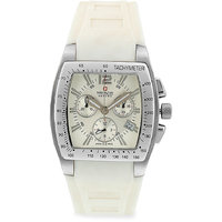 Swiss Military White Unisex Sports Chronograph Swiss Movement Watch