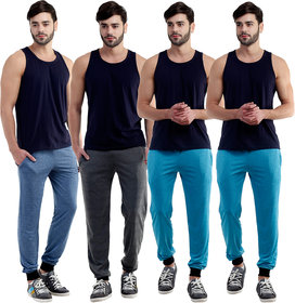 Dee Mannequin Glamorous Polyester Sweatpants For Men