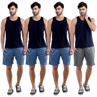 Dee Mannequin Plucky Casual Shorts For Men