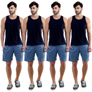 Dee Mannequin Placid Casual Shorts For Men