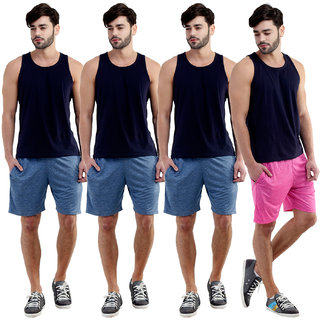 Dee Mannequin Polite Casual Shorts For Men