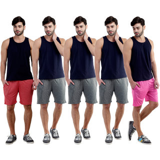 Dee Mannequin Kind Casual Shorts For Men