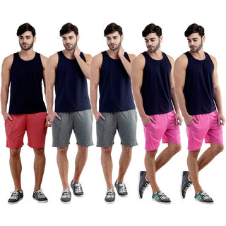 Dee Mannequin Alive Casual Shorts For Men