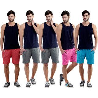 Dee Mannequin Famous Casual Shorts For Men