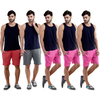 Dee Mannequin Powerful Casual Shorts For Men