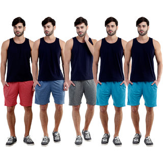 Dee Mannequin Delightful Casual Shorts For Men