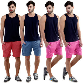 Dee Mannequin Smart Men Shorts