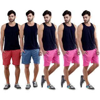 Dee Mannequin Eager Casual Shorts For Men
