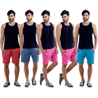 Dee Mannequin Faithful Casual Shorts For Men