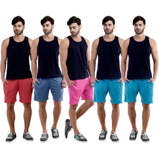 Dee Mannequin Gentle Casual Shorts For Men