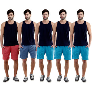 Dee Mannequin Happy Casual Shorts For Men