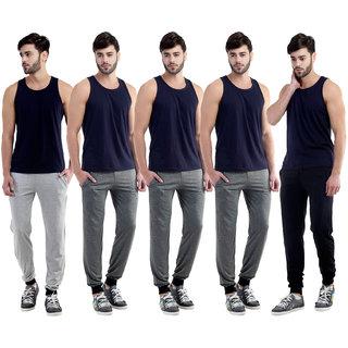 Dee Mannequin Healthy Men Cotton Trackpants