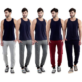 Dee Mannequin Interesting Men Trackpants