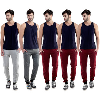 Dee Mannequin Capable Mens Sports Trackpants