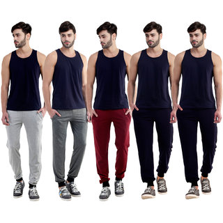 Dee Mannequin Dramatic Mens Track Pants