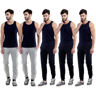 Dee Mannequin Aback Loungewear Skinny Joggers For Men
