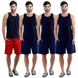 Dee Mannequin Self Confident Sports Shorts For Men