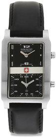 Swiss Military Dual Time MenS Swiss Movement Watch